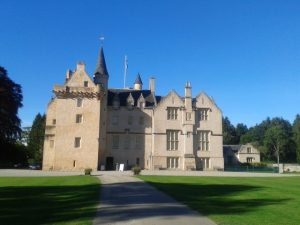 Laird's Wing at Brodie Castle for self catering accommodation
